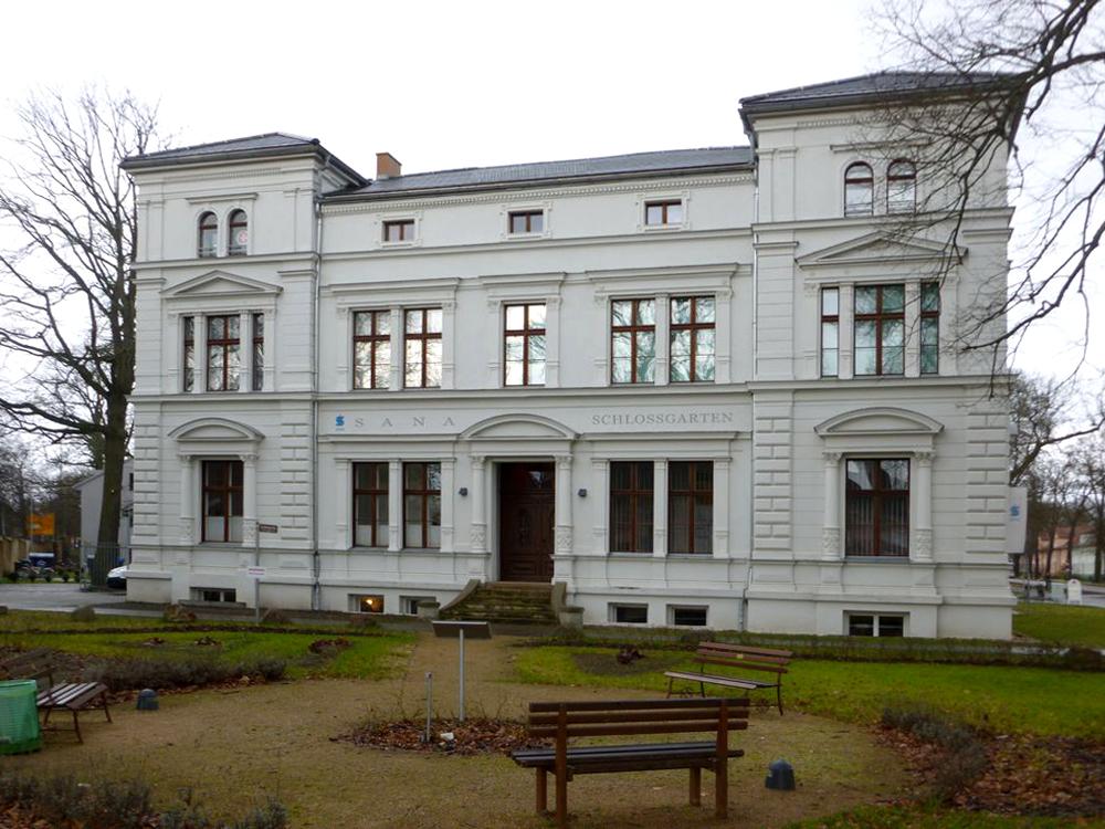 Villa, Neuruppin